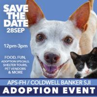 APS-FH/Coldwell Banker Adoption Event - September 28